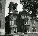 West facade of the John Plankinton Mansion, 1957