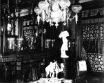 Interior shot of the reception room in the John Plankinton Mansion