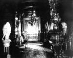 Interior shot of the main hall in the John Plankinton Mansion