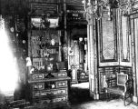 Interior shot of the Japanese Room in the John Plankinton Mansion