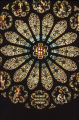 The rose window, Gesu Church, 1993