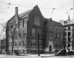 North facade, Sensenbrenner Hall, 1924