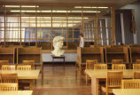 Reading room, Memorial Library