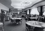 Faculty dining room in the Brooks Memorial Union
