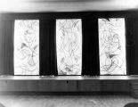 Biblical Triptych, Brooks Memorial Union, 1953