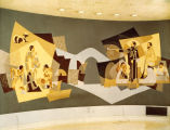 Father Marquette Mural, Brooks Memorial Union, 1953