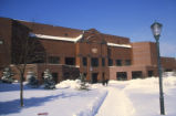 East facade of the Alumni Memorial Union, circa 2000