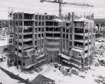 McCormick Hall construction site, 1966-1967