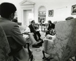 Discussion with President Jimmy Carter; August 29, 1977