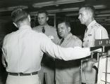 Strategic Air Command briefing; 1950-1959
