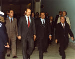 Zablocki and President Mubarak; January 27, 1983