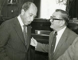 Zablocki and Sadat; April 1977
