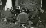 Meeting with Generalisimo Franco; 1951