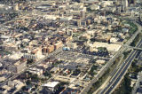 Aerial view of Avenues West, circa 1990