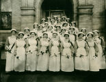 Saint Joseph's Hospital Training School for Nurses, Class of 1914