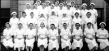 Nursing students in their third year of the diploma course, 1938