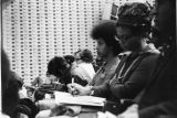 Students participate in Black Culture Week, 1971