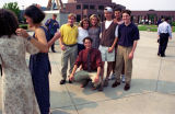 A group of students from the Freshman Frontier Program, 1994