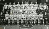 Men's basketball team, 1948-1949