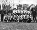 Men's soccer team, 1968
