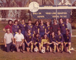 Men's soccer team, 1974