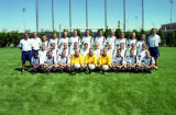 Women's soccer team, 2000