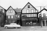 1112-1114 West Clybourn Street, Milwaukee, Wisconsin, circa 1956