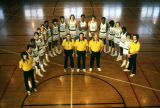 Men's basketball team, 1973-1974