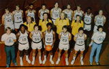 Men's Basketball Team, 1974-1975