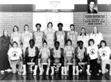 Men's basketball team, 1976-1977