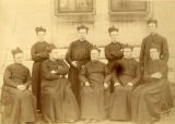 Marquette College faculty, 1884