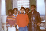 Unidentified Educational Opportunity Program students on a trip to Atlanta, 1977-1982