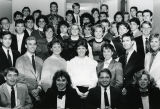 College of Business Administration Student Council, 1986-1987