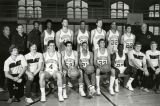 Men's basketball team, 1982-1983