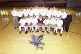 Men's basketball team, 1999-2000
