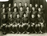 Marquette University football lettermen, 1925