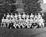 Marquette men's track and field team, 1956