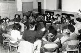 Youth Ministry Discussion, Our Lady of Victories Church, Paterson, New Jersey, 1981