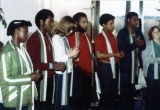 Prayer at Youth Retreat, St. Louis, Missouri, 1982