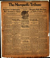 Marquette Tribune, November 22, 1921, Vol. 6, No. 9, p. 1