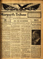 Marquette Tribune, March 14, 1918, Vol. 2, No. 23, p. 1