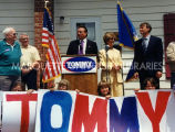 Candidacy announcement in Elroy, WI; June 1, 1998