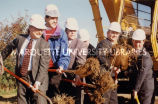 DATCP / World Dairy Center groundbreaking; October 2, 1993
