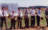 Andersen Windows groundbreaking; July 28, 1999