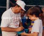 Governor's Softball Challenge; July 18, 1993