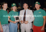 Flood Volunteers; July 1993
