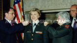 Vander Zyl Pinning Ceremony; January 14, 1994