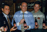 Leinenkugel Brewery visit; September 10, 1997