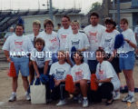 Governor's Softball Game; September 7, 1997