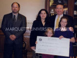 Taxpaper check presentation; November 16, 1999